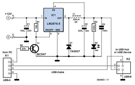 Usb Wiring Diagram 5v by December 2013 Best For Circuit And Wiring