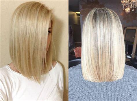 perfect medium blonde hairstyles  pretty