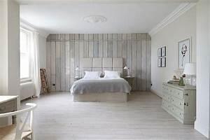 le lambris mural decoratif en 40 photos archzinefr With chambre en lambris bois