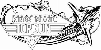 Coloring Island Kings Gun Sheets 1997 Sheet