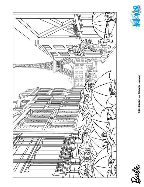 paris   rain coloring pages hellokidscom