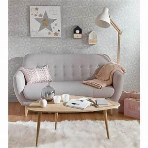 Kinderteppich 160 X 230 : tapis en fausse fourrure blanc 160 x 230 cm oumka maisons du monde ~ Watch28wear.com Haus und Dekorationen