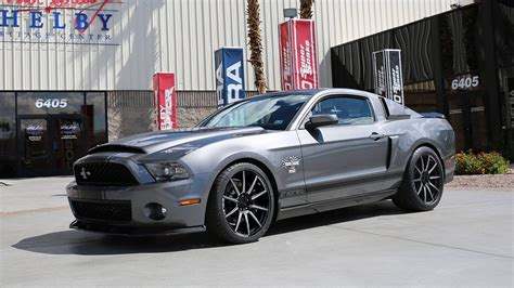2007 2018 Ford Shelby Gt500 Super Snake Signature