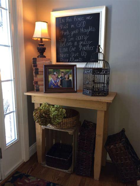 split foyer decorating foyer pinterest foyers