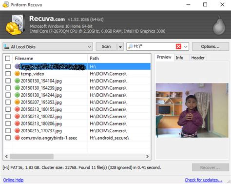 recuva for android how to recover deleted photos from your android phone