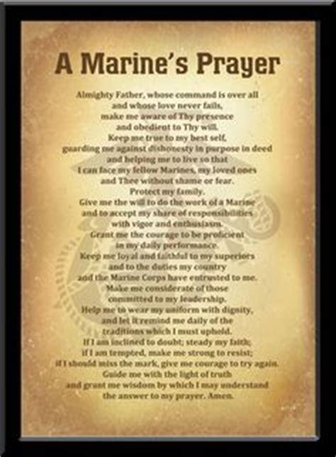 marines prayer marines pinterest  laws