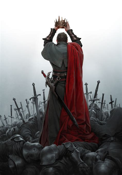 Mark Lawrence Emperor Of Thorns Gets A Cover