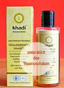Khadi haaröl haarausfall