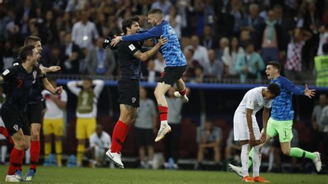 Croatia England The Greatest World Cup Fairy Tale
