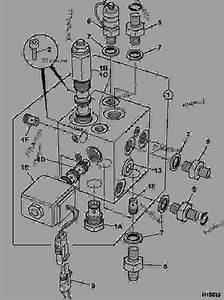 Valve  Pressure Maintenance - Construction Jcb 8015  5407 Hydraulics  U0026 Air