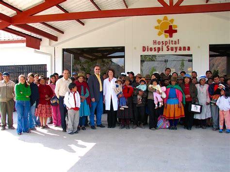 Das Diospi Suyana Hospital & Die Rally Caminos