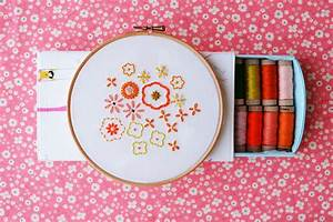 10 Hand Embroidery Patterns For Spring