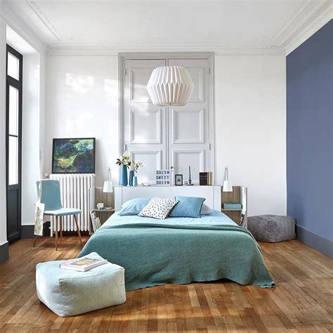 decoration chambre bleue 15 idées pour aménager et décorer une chambre but