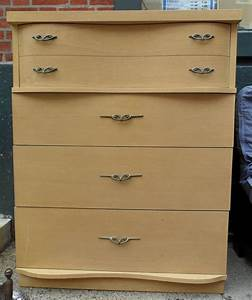 93 best images about 195039s blond furniture on pinterest for Blonde bedroom furniture