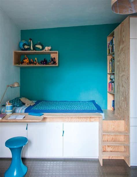 blauw kinderkamer inspiratie interieur inrichting