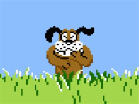 duck hunt dog gif duck hunt   meme