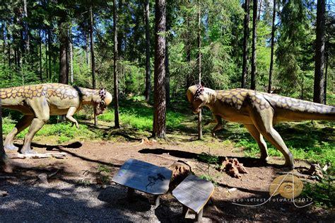 ausflugsziel dinosaurierpark altmuehltal denkendorf