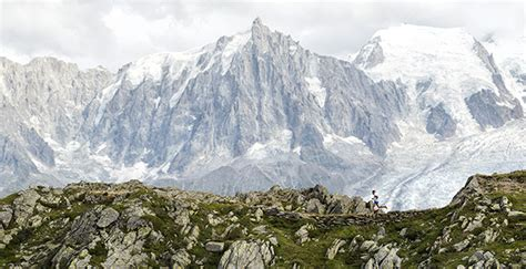 runners prep for ultra trail du mont blanc live webcast begins today beyond the edge