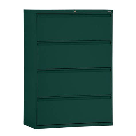 sandusky lateral file cabinet sandusky 800 series 30 in w 4 drawer pull lateral