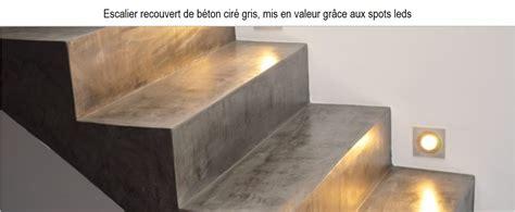 cuisine beton cire 15 idées d 39 escaliers pour vous inspirer décoration et