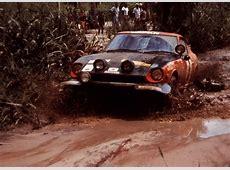 Nissan Restoration Club Bringing Safari Rally Z Back to