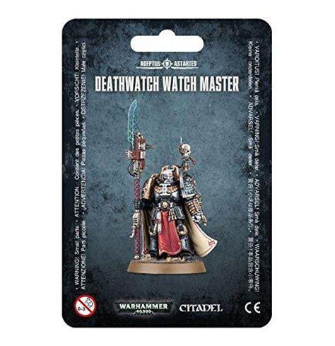 Miniature Table Games Warhammer 40000 40k Deathwatch