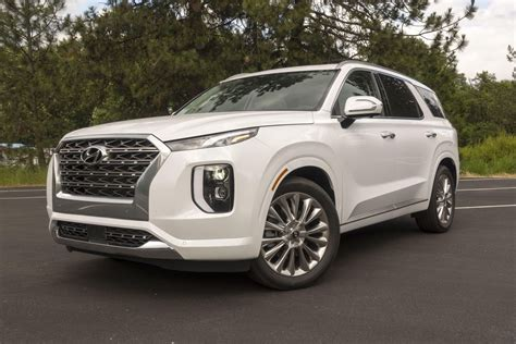 The edmunds tco® estimated monthly insurance payment for a 2020 hyundai palisade in is 2020 Hyundai Palisade first drive review: A midsize SUV ...