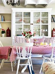 Shabby Chic Dining Room Ideas