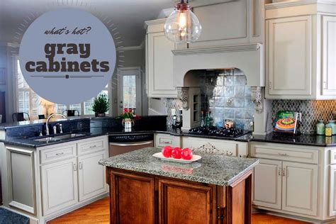 faux finishes for kitchen cabinets you considered grey kitchen cabinets 8922