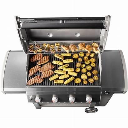 Genesis Weber 410 Ii Grill Gas Barbecue