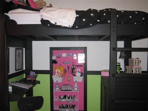 bed with desk attached loft bed with attached storage and desk bunk bed loft