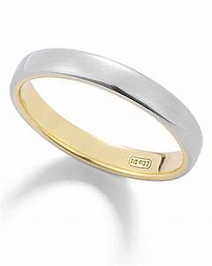 wedding bands for the groom martha stewart weddings With grooms wedding rings
