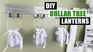 DIY DOLLAR TREE LIGHT UP LANTERNS Dollar Store DIY Bling ...