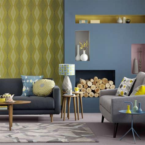 idee deco salon canapé gris idee deco salon gris et jaune