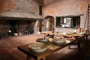 File:Medieval kitchen - geograph.org.uk - 531916.jpg