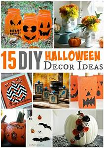 15, Diy, Halloween, Decor, Ideas