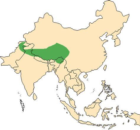 map of himalayan ranges maps map himalayas