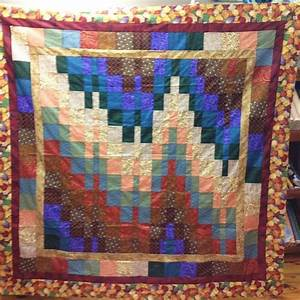 easy bargello quilt pattern available by instant pdf