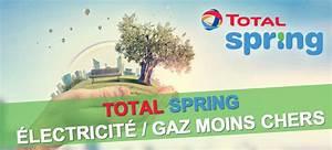 Total Electricité Avis : total spring electricite gaz low cost ~ Medecine-chirurgie-esthetiques.com Avis de Voitures