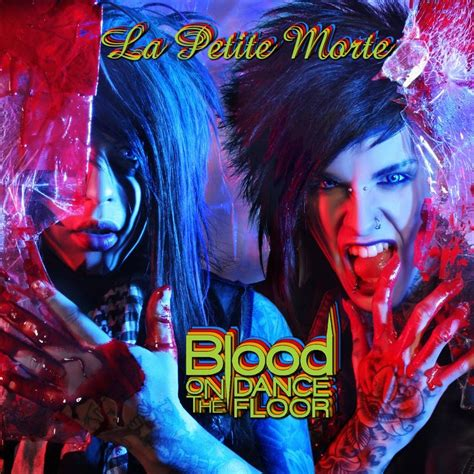 blood on the dance floor bewitched la petite morte by