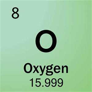 08-Oxygen Element Cell - Science Notes and Projects