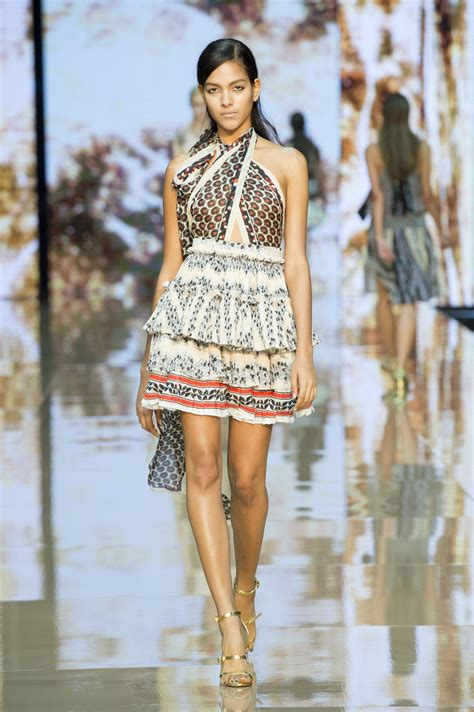 JUST CAVALLI SPRING SUMMER 2015 WOMEN'S COLLECTION | The ...