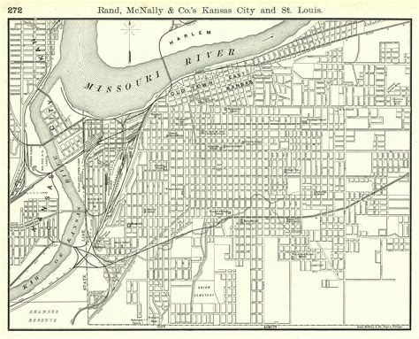 sizes kansas city street map  flickr photo sharing kansas city history maps