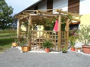 Pergola Bausatz Holz : meer dan 1000 idee n over pergola holz op pinterest ~ Articles-book.com Haus und Dekorationen