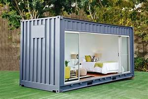 Prefab shipping container homes for your next home inside for The benefits of having storage container homes