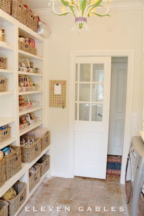 ideas  pantry laundry room  pinterest