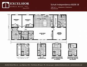 Schult Independence 18 Home Plan