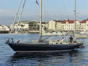 swan 40 ketch rigged   Sparkman & Stephens boats ...
