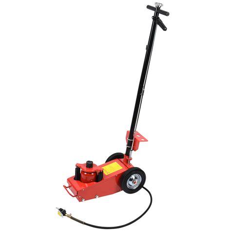 Hydraulic Floor Troubleshooting by 22 Ton Air Hydraulic Floor Lift W Wheel Auto Truck