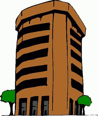 Building Clip Clipart Cliparts Library Buildings 3d